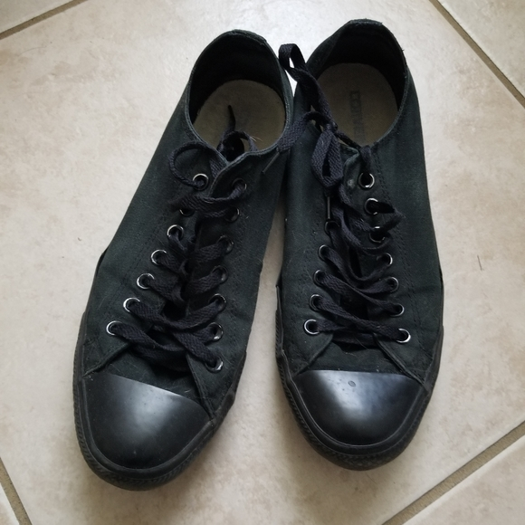 Converse Other - All Star Converse black on Black